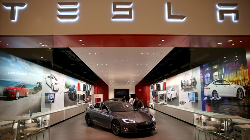 People Are Still Going Nuts Over Tesla