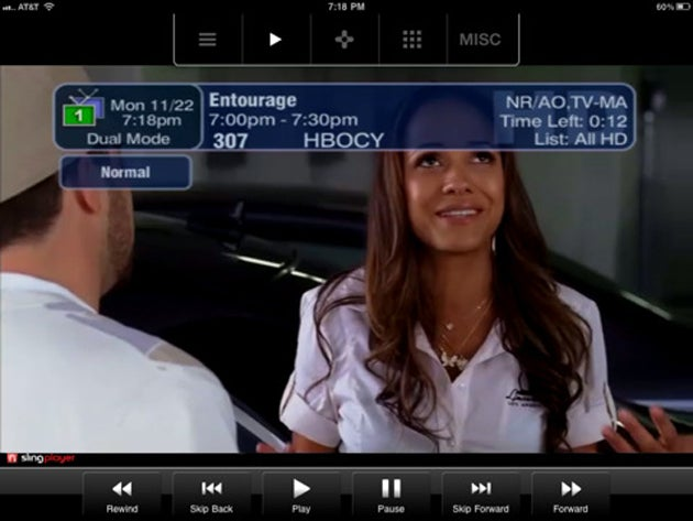 Watch All Your TV On Your iPad With the New Slingplayer Mobile App