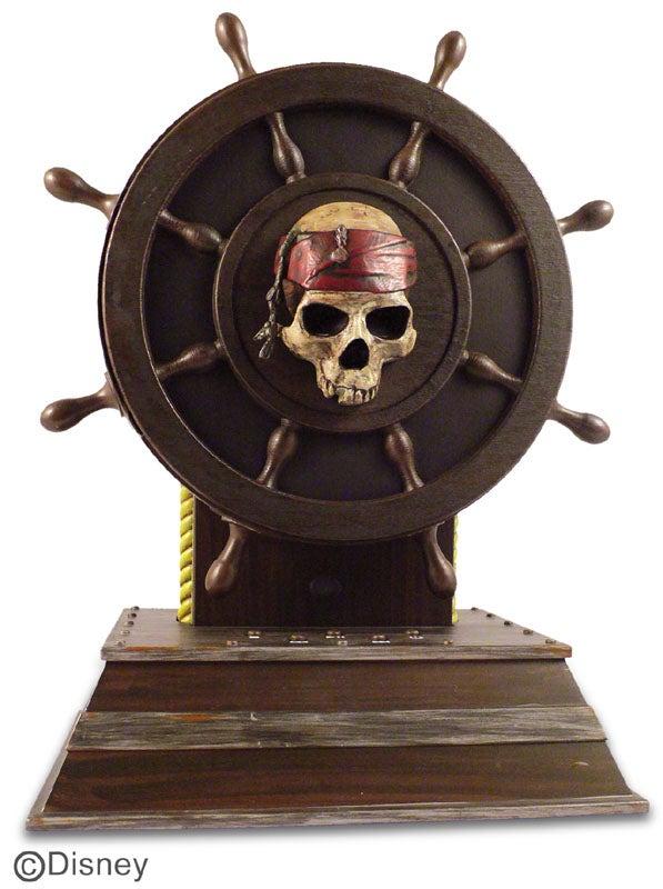 Pirates of the Caribbean AV Gear: Throw Good Taste to the Sharks