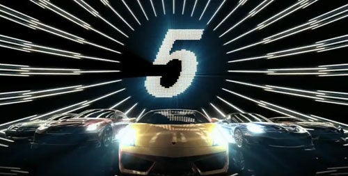 Gran Turismo 5 Nights HD Trailer Brightens Day