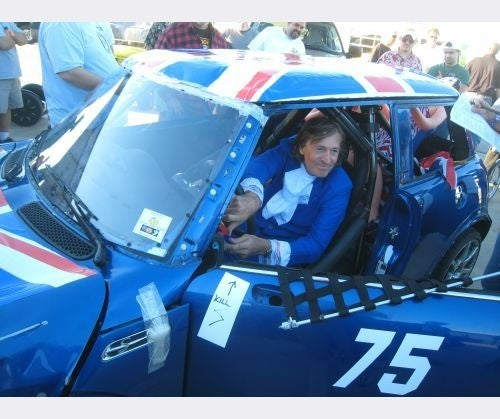 In Honor Of Battle Of Hastings, 2005 Mini Cooper S Gets 1066 BS Penalty Laps In Texas