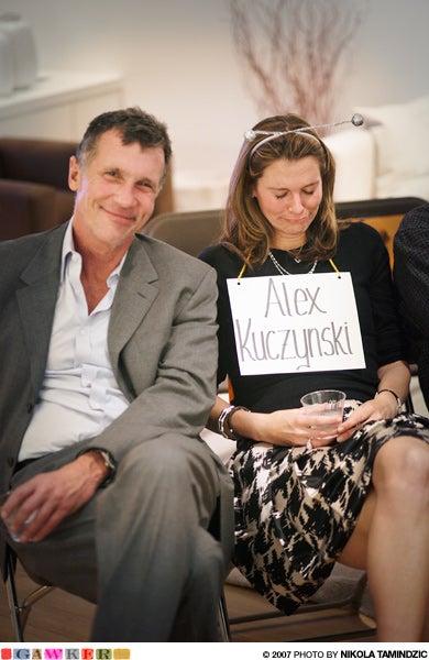 Neither Alex Kuczynski Nor Michael Cunningham Can Spell