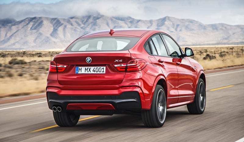 2015 BMW X4: This Is It
