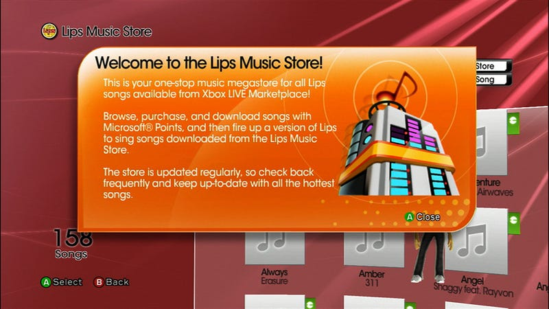 Xbox Live Launching Individualized Music Game Stores