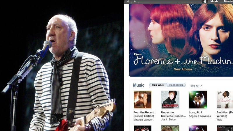 "Pete Townshend: iTunes Is a Bloodthirsty ""Digital Vampire"""