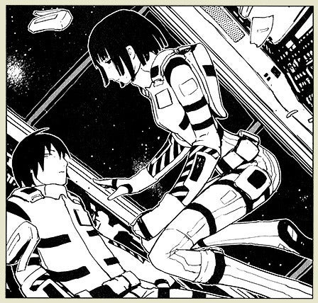 Manga Impressions: Knights of Sidonia