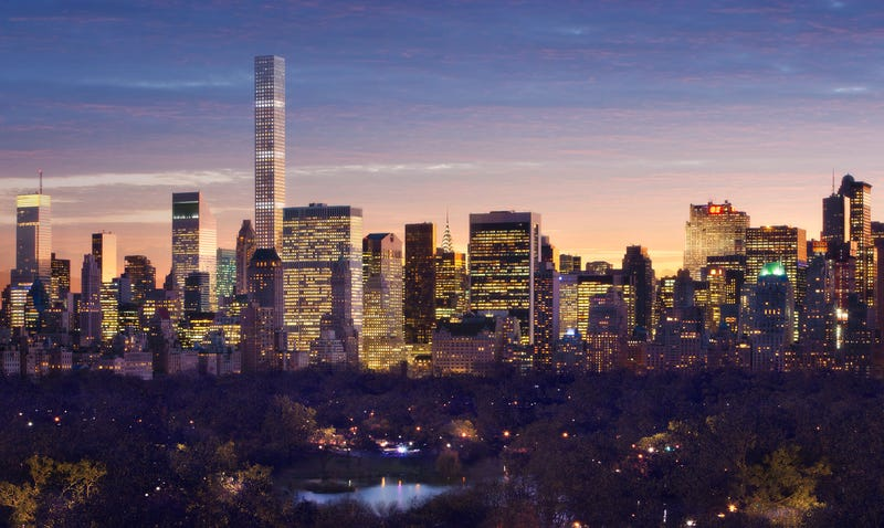Four of America's Tallest Towers Will Rise Within Blocks of Each Other