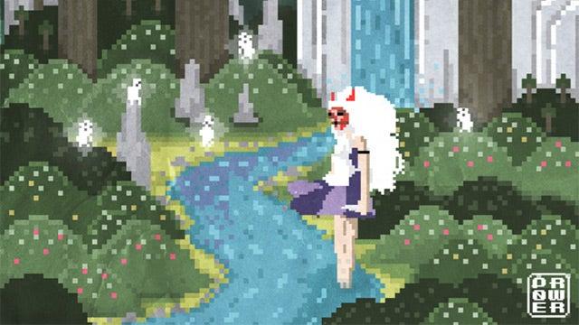Princess Mononoke's Game That Never Was