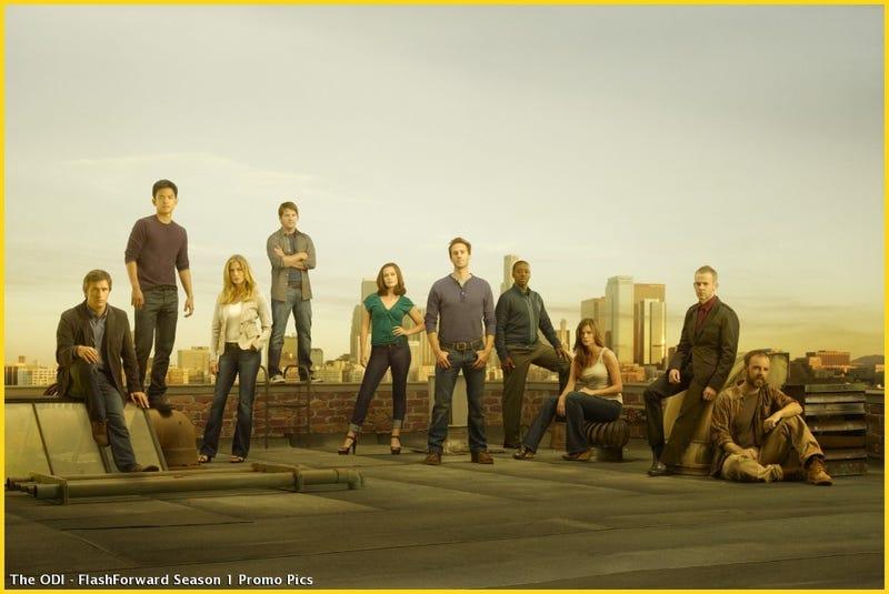 Flash Forward Cast Promo Gallery
