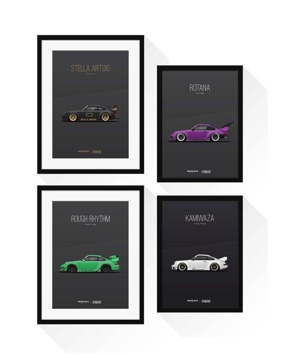 I kinda want these RWB posters
