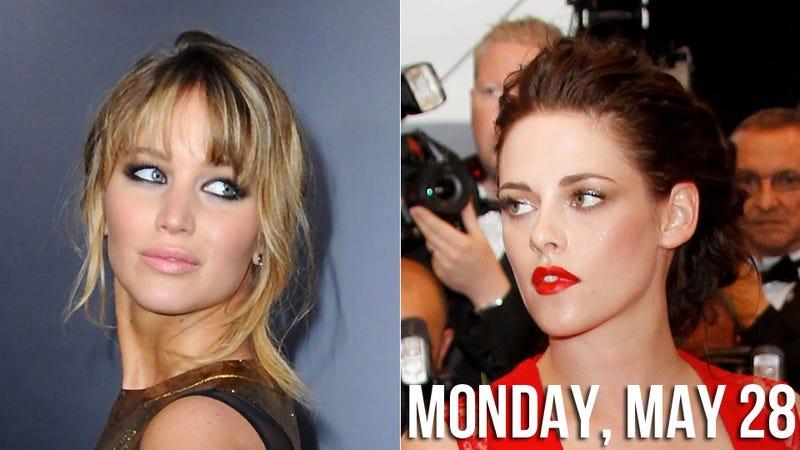 The Imaginary War Between Jennifer Lawrence and Kristen Stewart Just Got Real