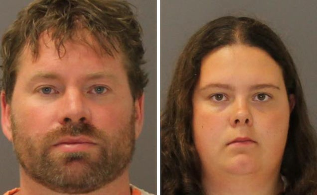 Woman Accused of Kidnapping Amish Girls Blames Boyfriend