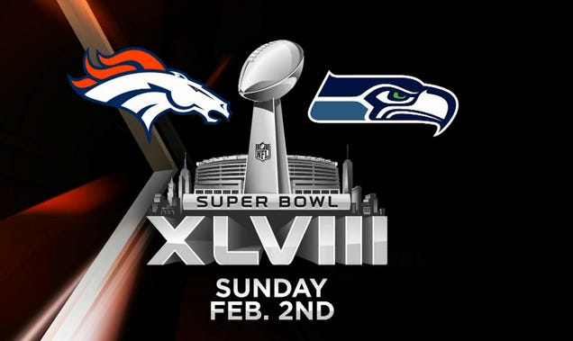 Super Bowl What Time Start Kickoff When Seahawks Broncos
