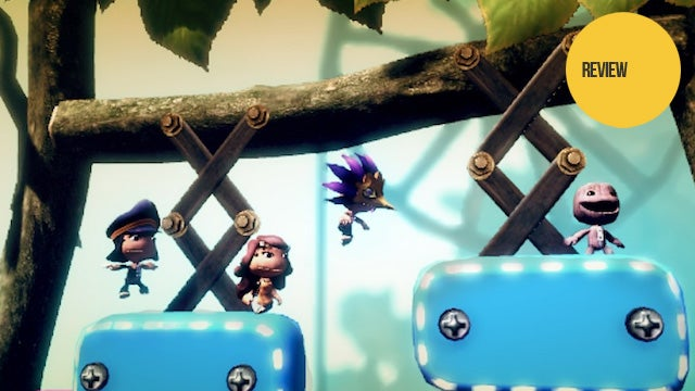 LittleBigPlanet Vita: The Kotaku Review