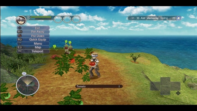 Rune Factory Images To 'Tide' Fans Over Until September Release