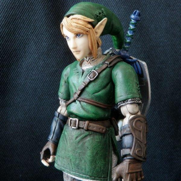 This Zelda Figure Is the Hero of my Time