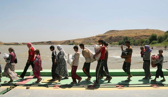 U.S. Sends 130 More Advisers to Iraq to Rescue Trapped Yazidis