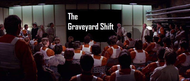 The Graveyard Shift *Vanilla Edition - Call In Sick?