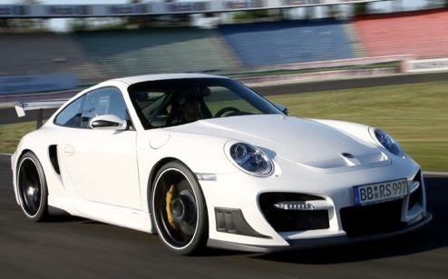 700 HP TechArt GTstreet RS, Because The Porsche 911 GT2 Is Too Slow