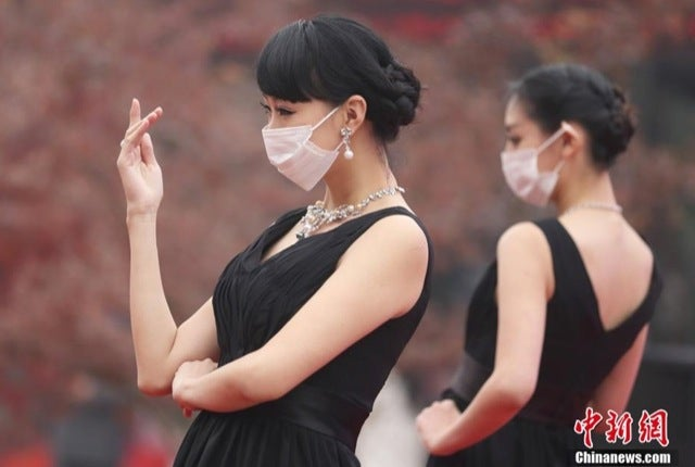 China's Horrible Pollution Is Certainly Not Fashionable