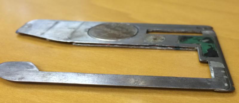 You'd Never Spot This Razor-Thin ATM Skimmer