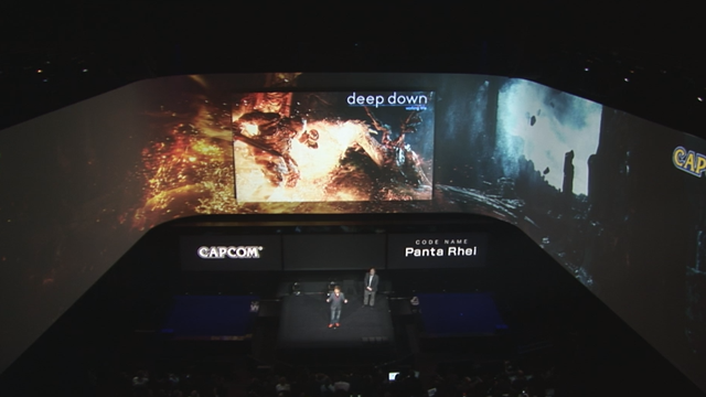 Capcom Unveils New PS4 Fantasy Game Deep Down [Now With HD Video]