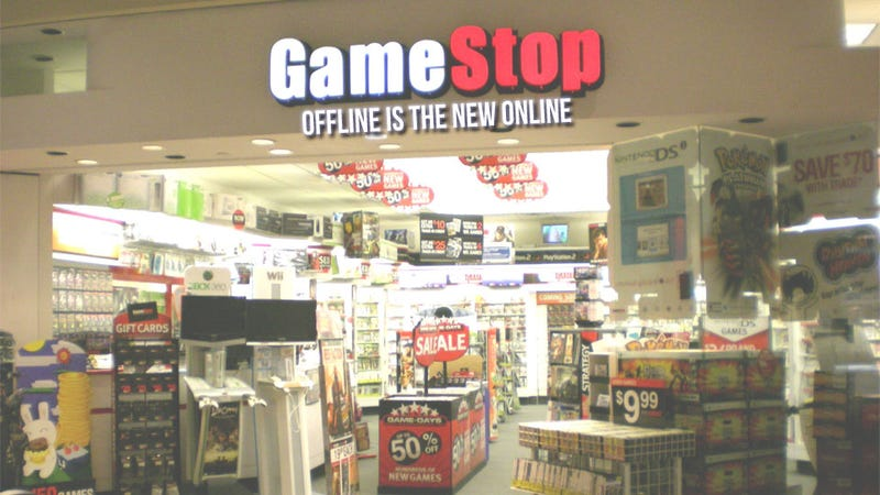 GameStop Brings the Convenience of Digital PC Game Delivery to Retail