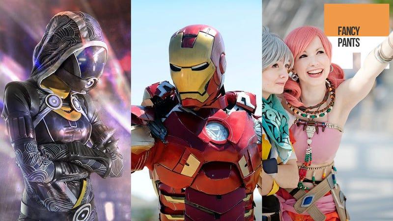 Iron Man vs Mass Effect vs Everybody Else