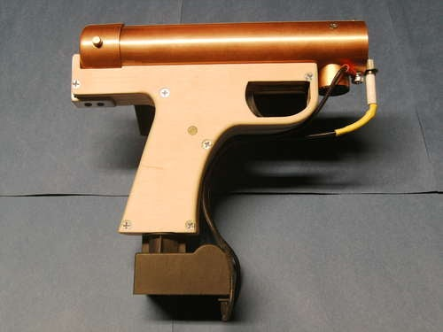 Build a Flame-Spewing Fire-Pistol