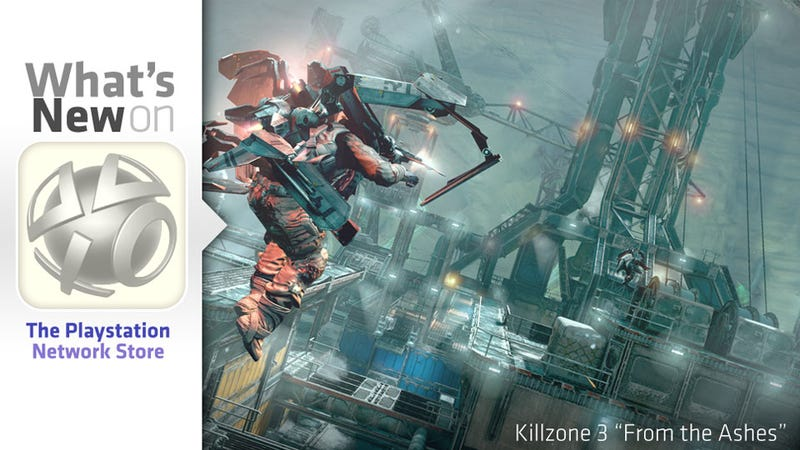 PlayStation Store Update: New Killzone, Castlevania & Kombat Content