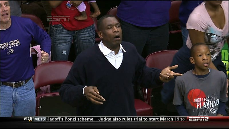 Who Want To Confuse Mutombo?