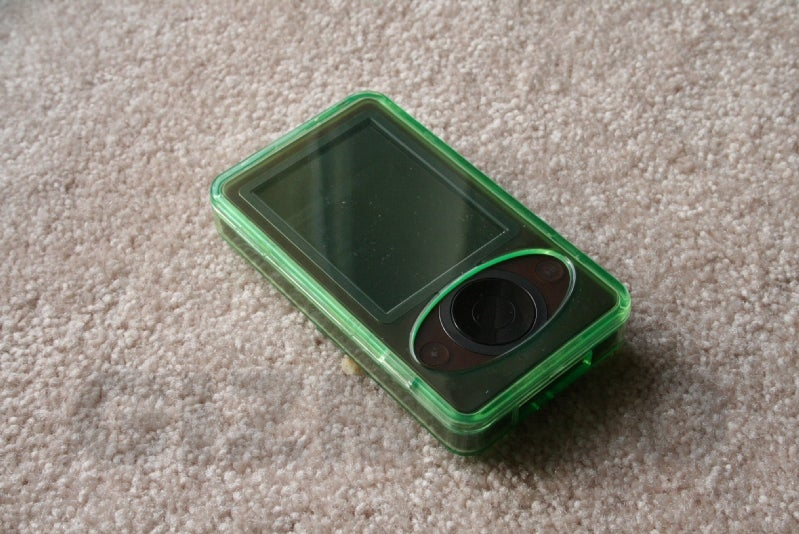 Zuneone Silicone Case - The Best Cheap Zune Case Yet