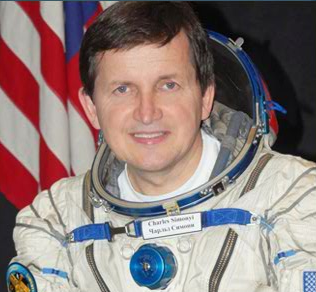 Charles Simonyi, Creator of MS Office, Becomes First Repeat Space Tourist
