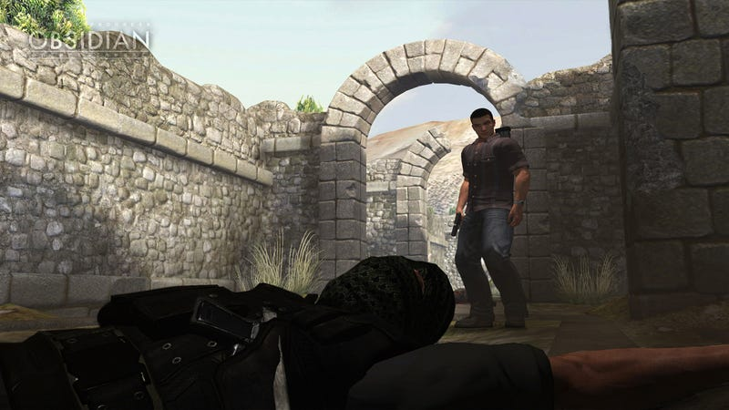 Alpha Protocol Leaps Into Action