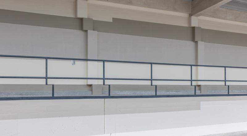 This Glitch Art Building Looks Like an Apple Maps Fail on a Sucky Internet Connection