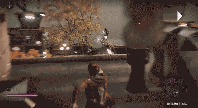 Infamous: First Light: The Kotaku Review