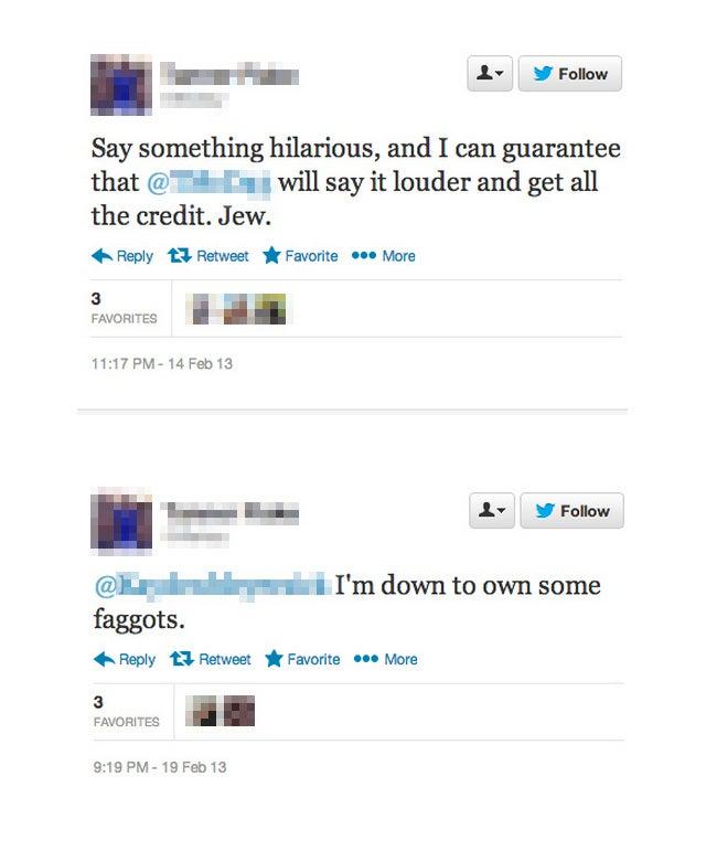 Arizona Senator's Son Tweets Racist, Homophobic, Anti-Semitic Garbage