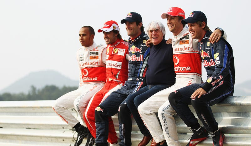 The Hater's Guide To F1 Supremo Bernie Ecclestone