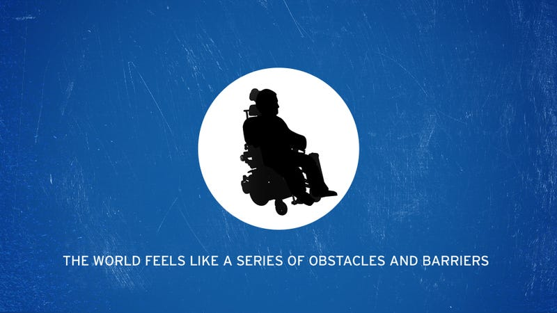 This Is What It Feels Like to Be Quadriplegic