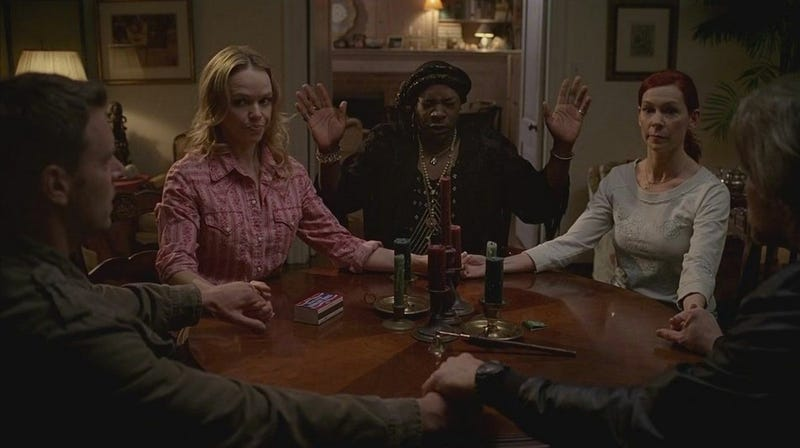 True Blood's blood orgy has given us a vampire hangover