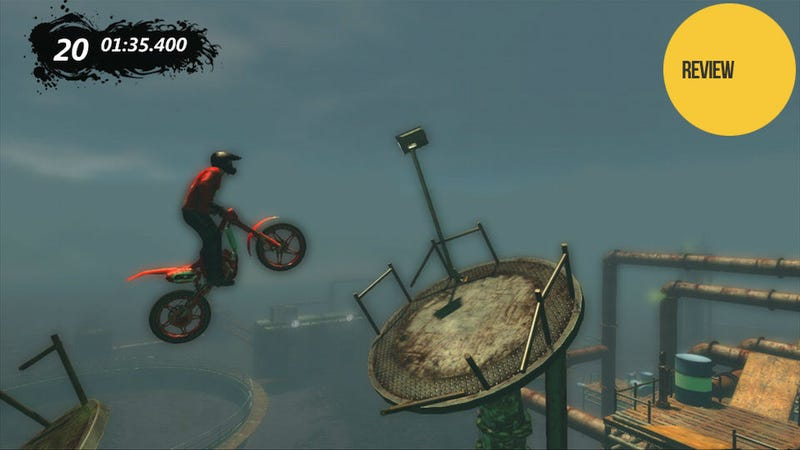 Trials Evolution: The Kotaku review