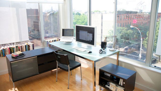 The Brooklyn (Home) Office with a View