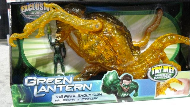 This Green Lantern toy is a massive spoiler