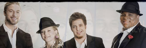 LIVE: American Idol, Season Nine, Top 4 Perform