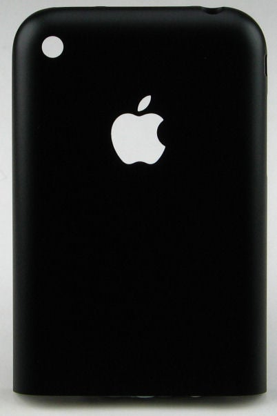 Turn iPhone's Back All-Black with Back Cover Replacement Kit