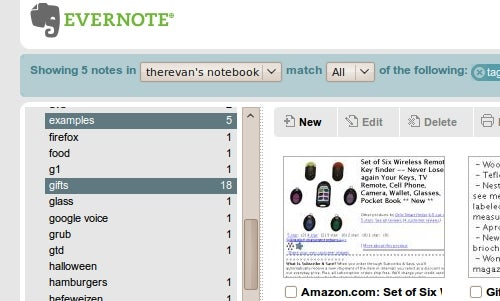 Become the Ultimate Gift-Giver with Evernote