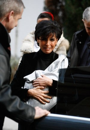 French Justice Minister S Maternity Leave Ignites Media
