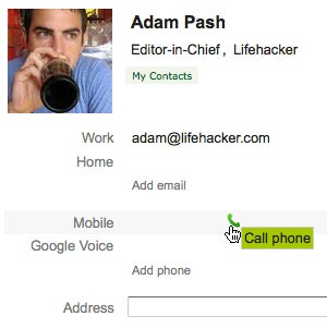 Gmail Makes Phone Numbers Clickable for Quick Calling from Your Inbox