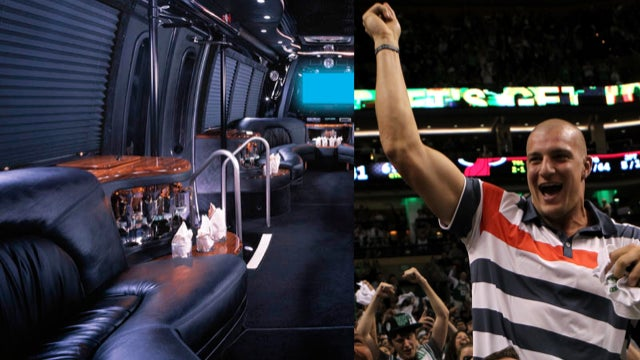 Rob Gronkowski Dreams To One Day Own His Own Party Bus, And More