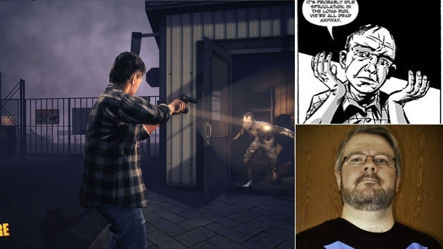 Crossover: Find What Comics Inspired the Writer of Alan Wake's American Nightmare